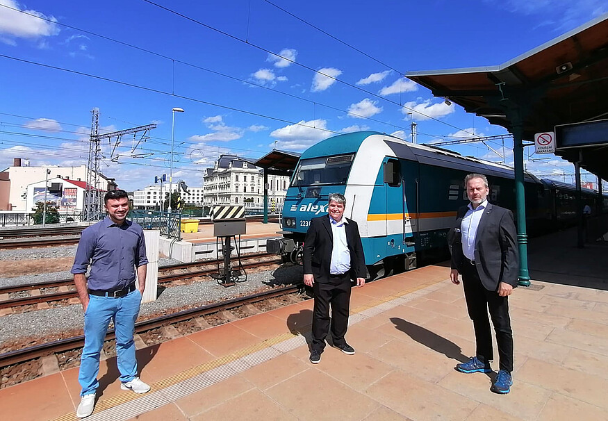 Höchste Zeit für den Ausbau der Metropolenbahn